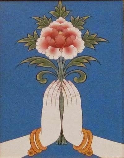 La Rosa come Simbolo dell'Anima in evoluzione