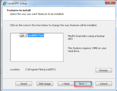 04 security compliance manager v2 local gpo features install