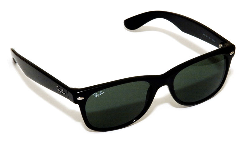 q significa ray ban p