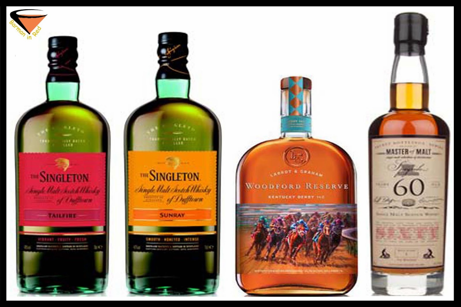 nuevos whiskies