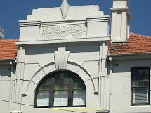 Sydney Art Deco Heritage Bank Hotel