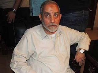 Kondisi Muhammad Badie setelah ditahan