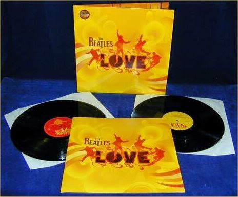 Os Beatles relançarão 4 álbuns em vinil
