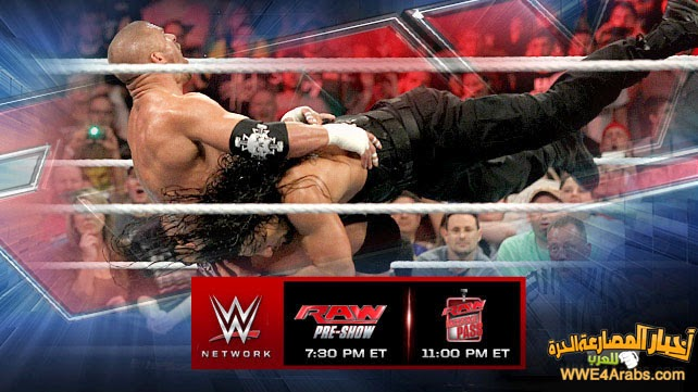 Raw Five-Point Preview April 14, 2014