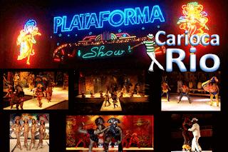 Casa de Show Plataforma