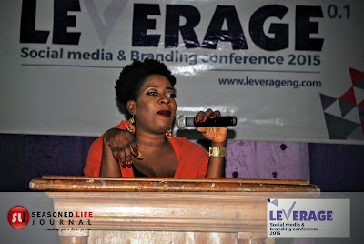 Leverage conference, social media and branding, smbclasu