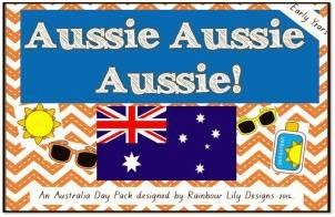 http://www.teacherspayteachers.com/Product/Australia-Day-Pack-for-Early-Years-1040864