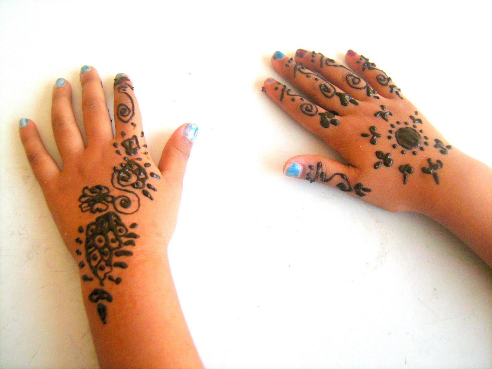 Kids mehndi designs | Mehndi Designs.Arabic Mehndi Designs Bridal ...