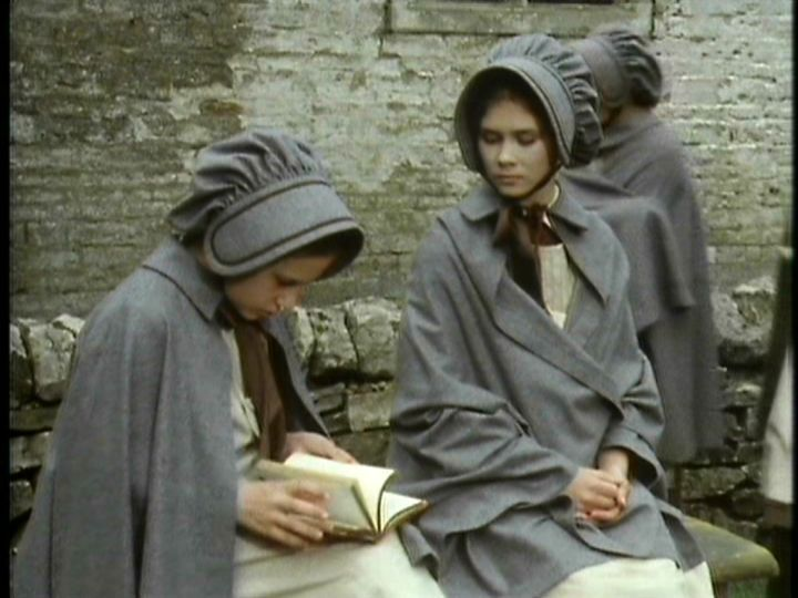 Thoughts and stuff: Jane Eyre 1983 (ep 1-3)