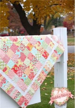 Summertime Charm Quilt | Shabby Fabrics