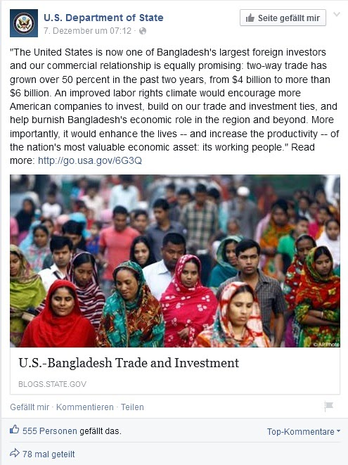 Thema: Bangladesh