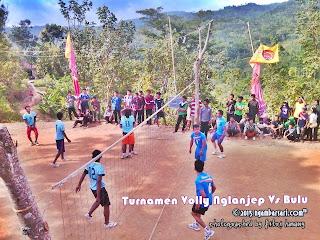 Turnamen Volly Putra Ngambarsari 5