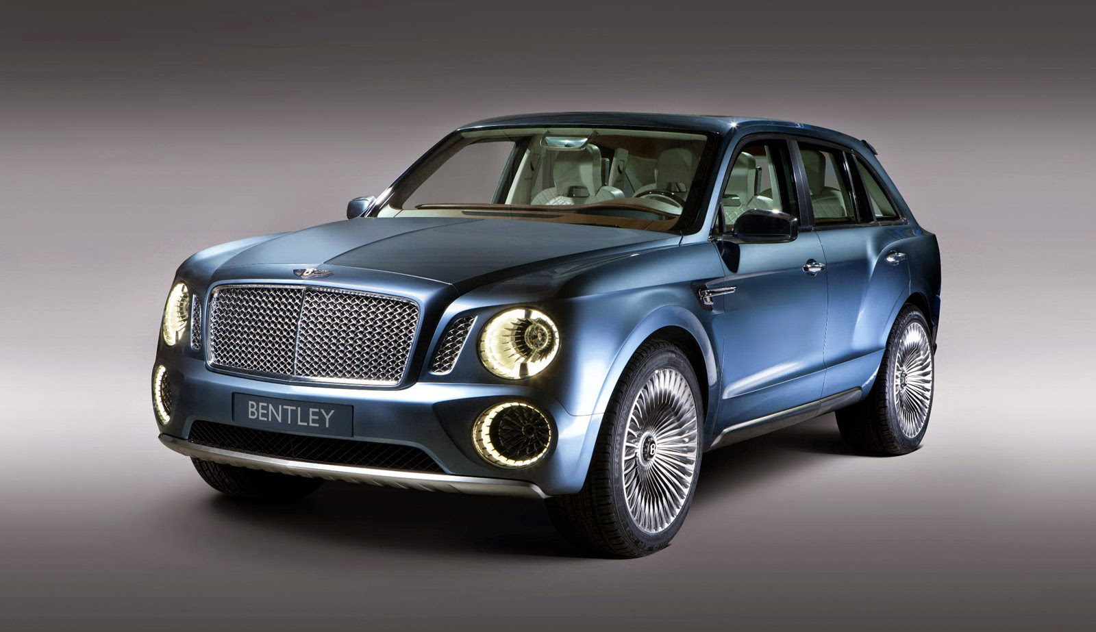 smaller bentley suv  follow full size model carscoops
