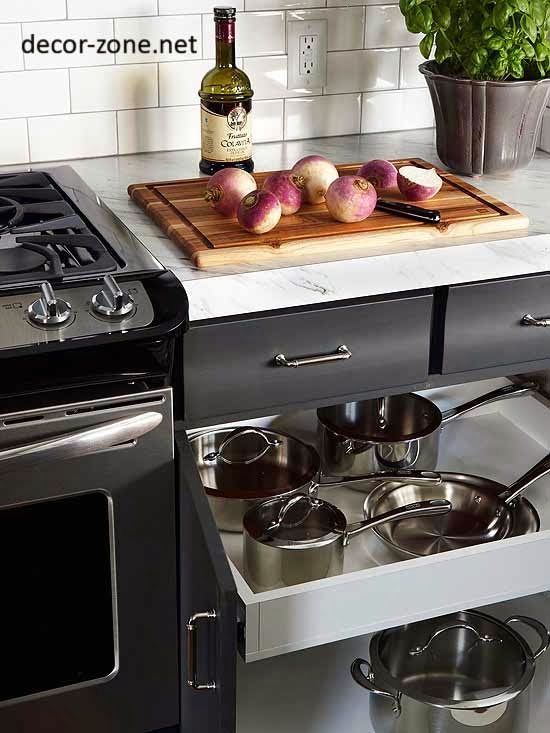 pots and pans storage ideas small kitchen storage ideas for pots and