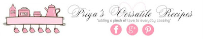 Priya's Versatile Recipes