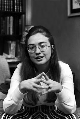 Hillary Rodham (later Hillary Rodham Clinton), Park Ridge, Illinois, June 1969. This image appeared in the June 20, 1969, issue of LIFE.