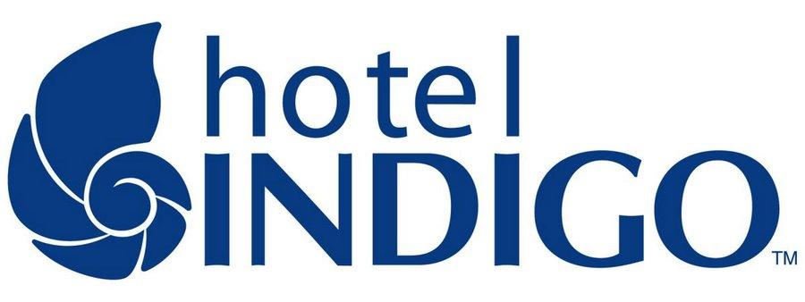 Hotel Indigo logo Отель Индиго логотип