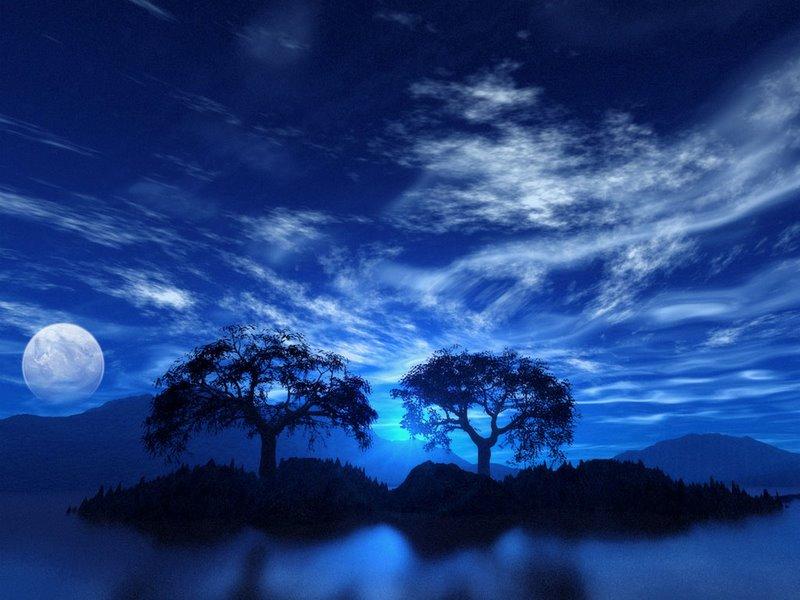 Yuxuda mavi rəng görmək ümidə vəümid edilən olacağına