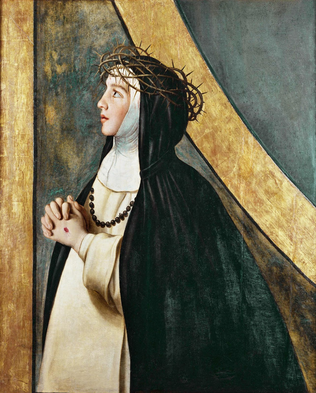 Saint Catherine of Siena – Patroness of Europe and Doctor of the Church