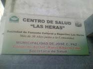CENTRO DE SALUD LAS HERAS