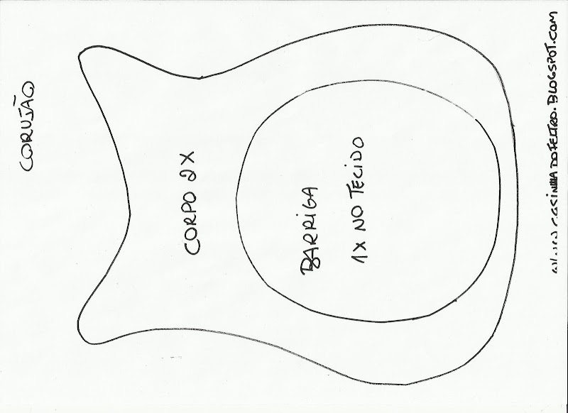 Игрушка сова из ткани выкройка