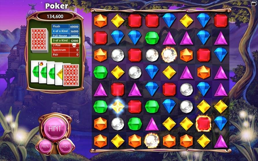 free bejeweled without download