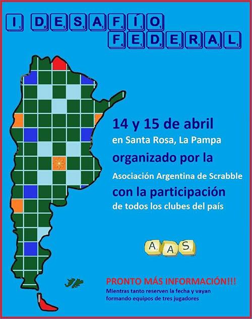 14 y 15 de abril - Argentina