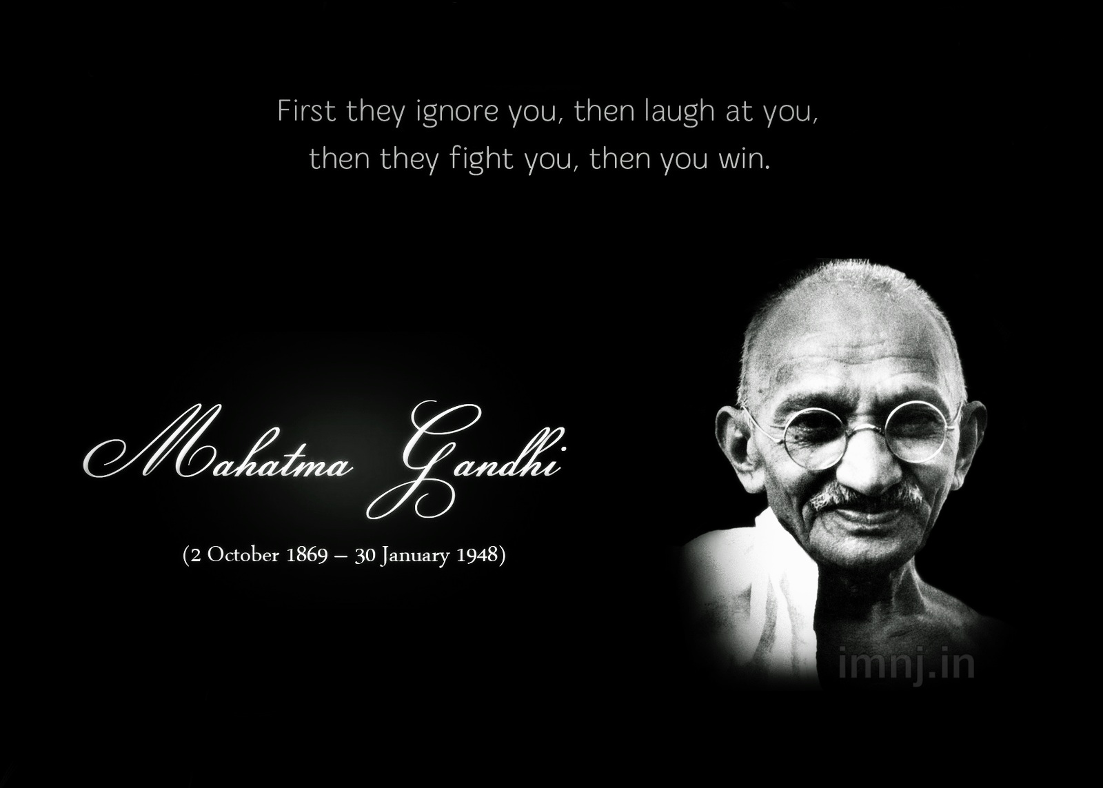 Gandhi Motivational Quotes Quotesgram