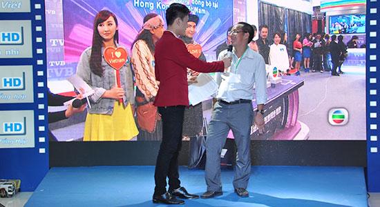 SCTV tại Telefilm 2015