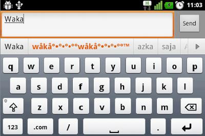 Cara Membuat Autotext BBM di Android