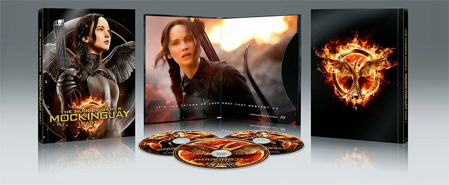 hunger games mockingjay part one bluray dvd deleted scenes target