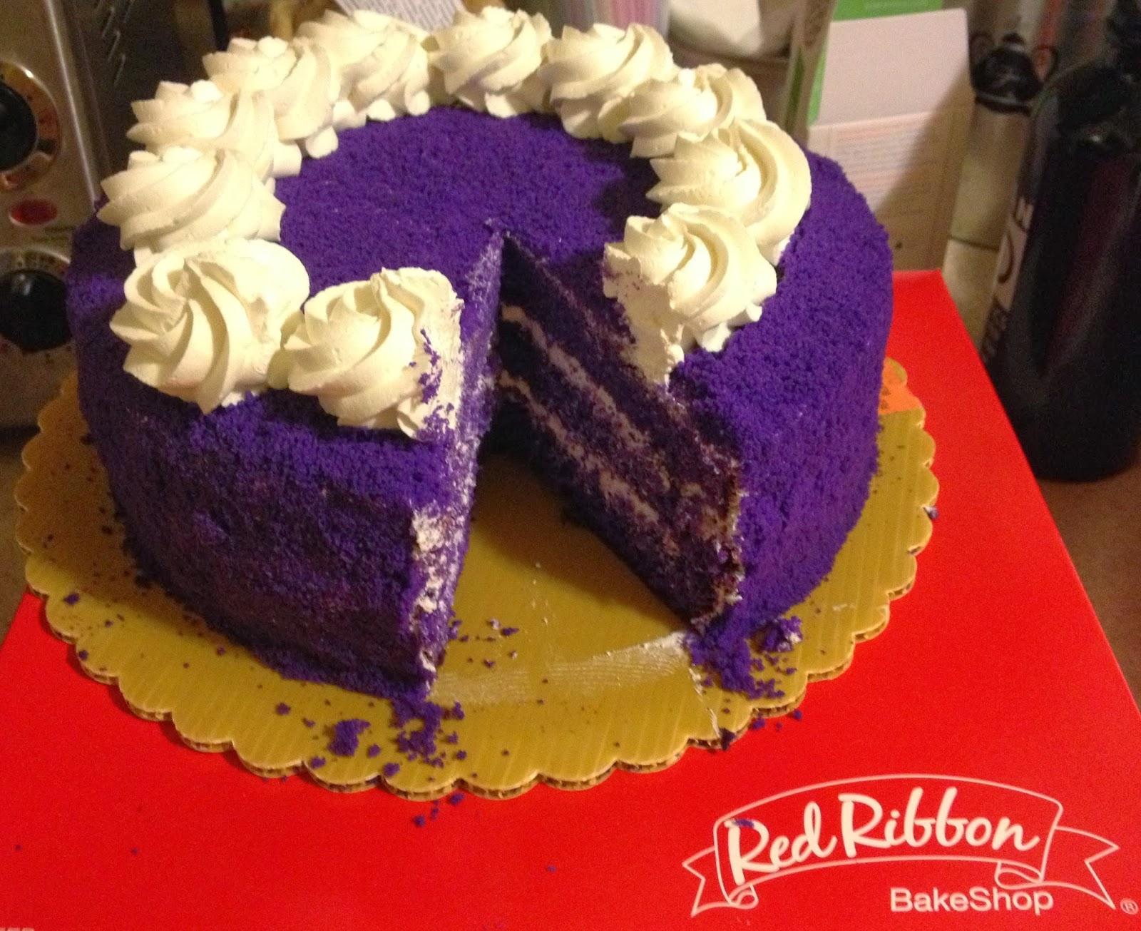 Cake Red Ribbon Recipe : Red Ribbon Cake Recipe - Bing images