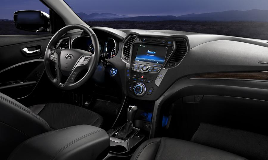 2013 Hyundai Santa Fe Review  Specs  Photo   Latest Car Review