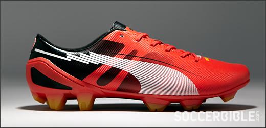 best puma football boots