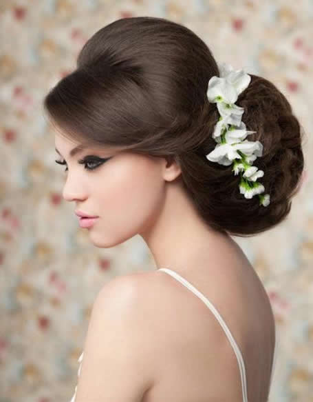 New Wedding Hairstyles For Indian Brides