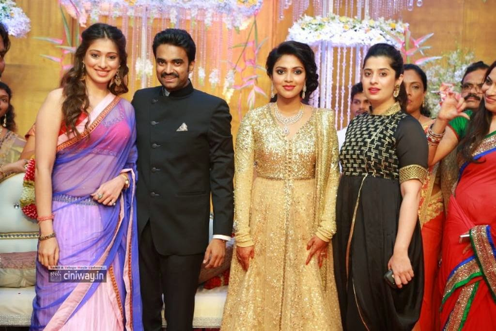 Director-Vijay-Amalapaul-Wedding-Reception-Stills