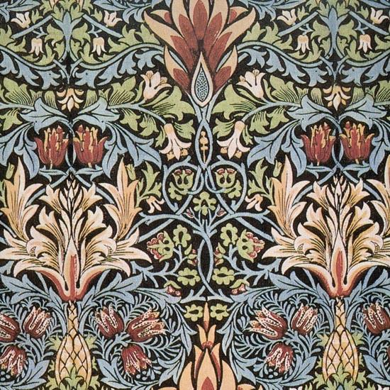 Creative Sketchbook Wallpaper Wonders By William Morris