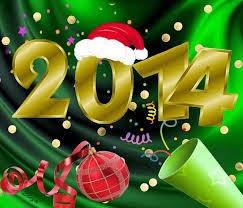 El martes habrá fiestas por toda para recibir el 2014