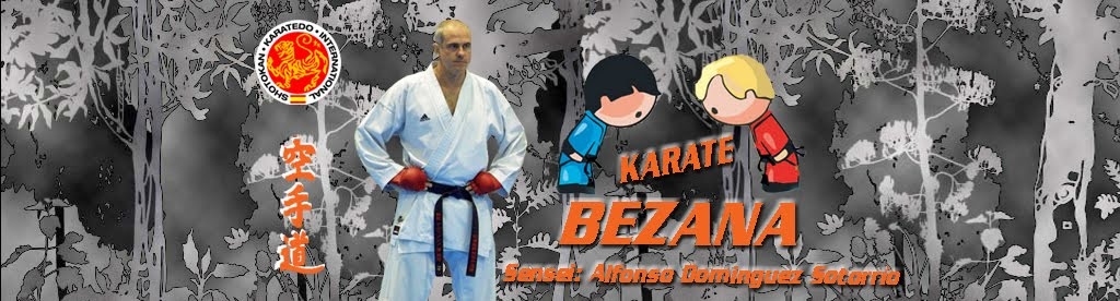 CLUB DE KARATE BEZANA