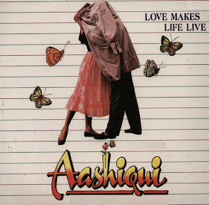 Poster Of Bollywood Movie Aashiqui (1990) 300MB Compressed Small Size Pc Movie Free Download worldfree4u.com