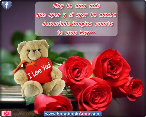 Imagenes bonitas con frases para amor para compartir en facebook ...