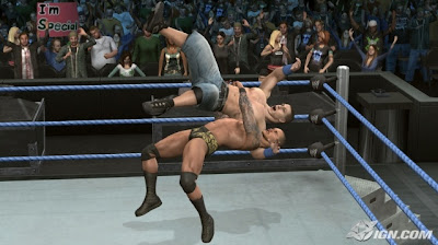 SmackDown vs Raw Game