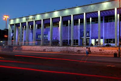 Casa de la Ópera, Albania