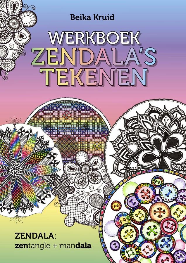 Beika Kruid 'Werkboek Zendala's tekenen'