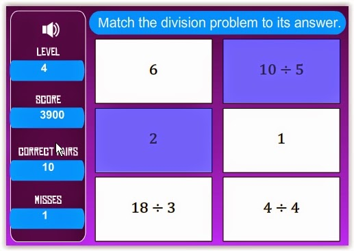 http://www.sheppardsoftware.com/mathgames/matching/matching_division.htm
