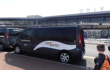 Traslado privado aeropuerto a Disneyland París