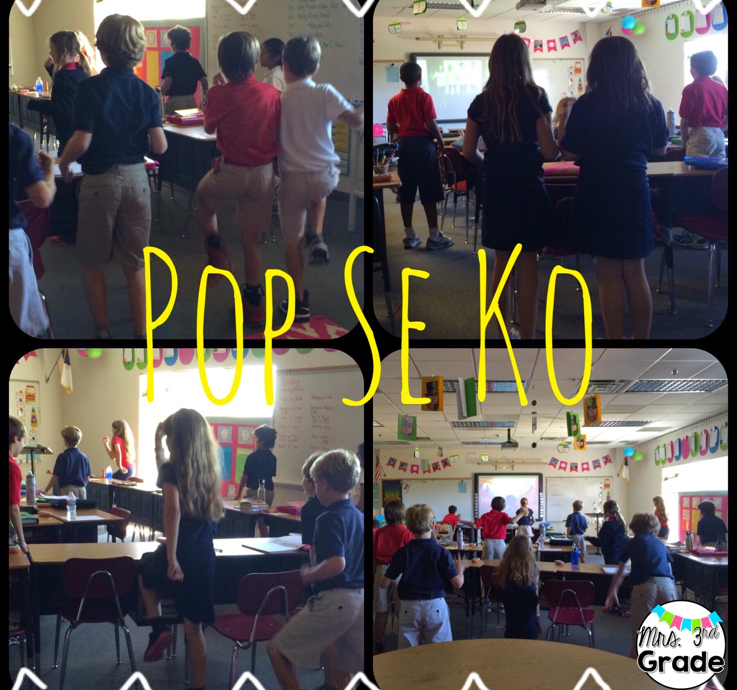 Pop Se Ko is an amazing Go Noodle brain break that gets your kids up and  moving!