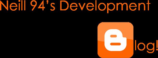 Neill94's Game Development Blog