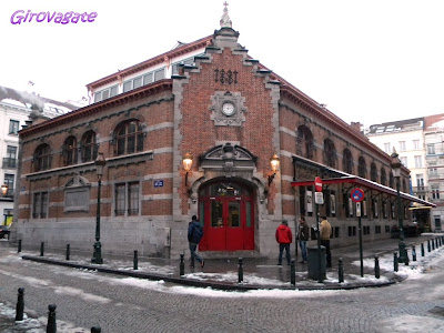 Bruxelles St-Gery