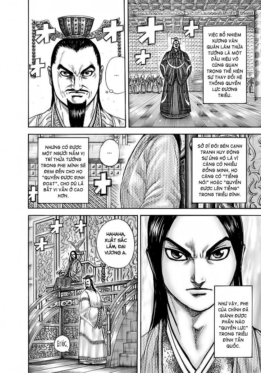 Kingdom - Vương Giả Thiên Hạ Chapter 256 page 16 - IZTruyenTranh.com